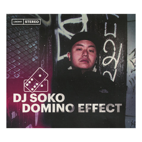 DJ Soko - 'Domino Effect' [CD]
