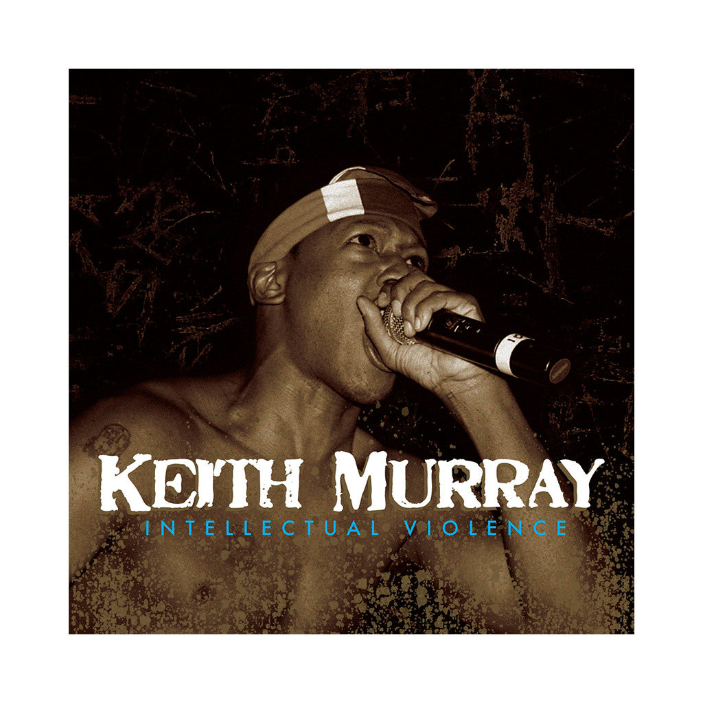 <!--020080422013403-->Keith Murray - 'Intellectual Violence' [CD]