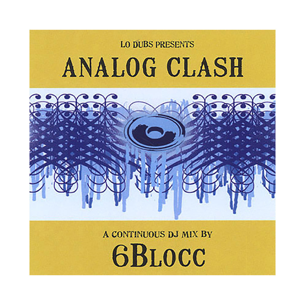 Lo Dubs (Mixed By: 6Blocc) - 'Analog Clash' [CD [2CD]]