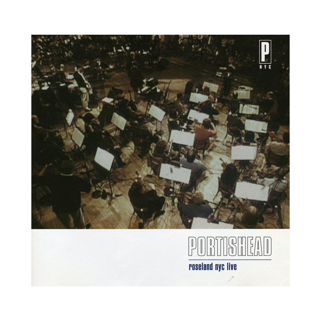 Portishead - 'Roseland NYC Live' [CD]
