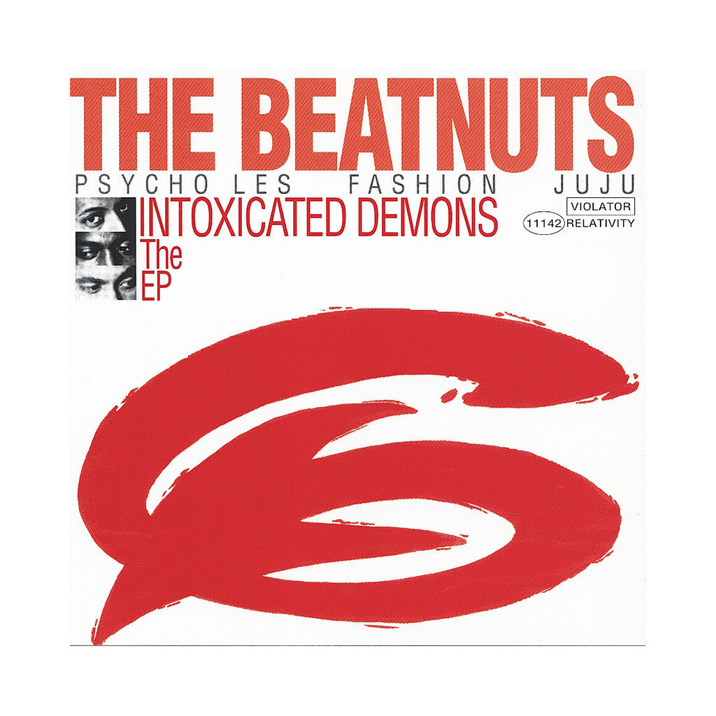 <!--019930406011517-->The Beatnuts - 'Intoxicated Demons: The EP' [CD]