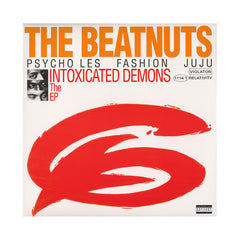 <!--019930406011515-->The Beatnuts - 'Intoxicated Demons: The EP' [(Black) Vinyl EP]