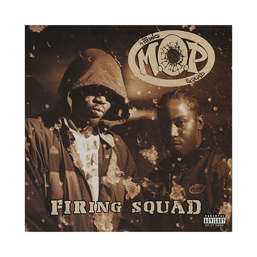 M.O.P. - 'Firing Squad' [CD]