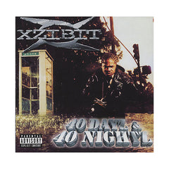<!--019980825000040-->Xzibit - '40 Dayz & 40 Nightz' [CD]