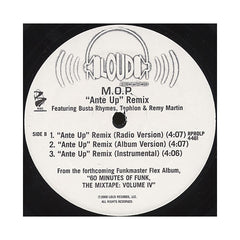 "<!--020010206017867-->M.O.P. - 'Cold As Ice/ Ante Up (Remix)' [(Black) 12"" Vinyl Single]"