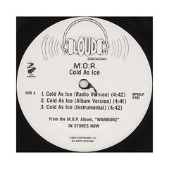 "<!--2001020618-->M.O.P. - 'Cold As Ice/ Ante Up (Remix)' [(Black) 12"" Vinyl Single]"