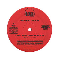 "<!--019960101005186-->Mobb Deep - 'Front Lines (Hell On Earth)' [(Black) 12"" Vinyl Single]"