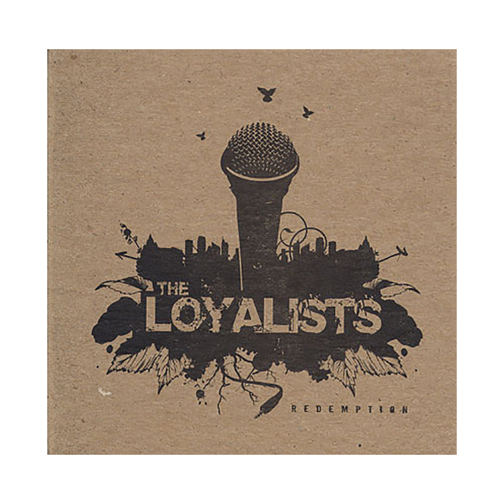 <!--2008111420-->The Loyalists - 'Compatible Opposites ' [Streaming Audio]
