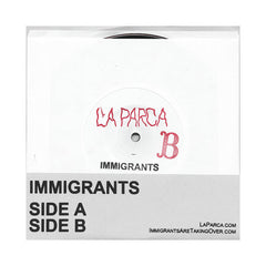 "<!--020130409056196-->Immigrants - '45' [(Black) 7"" Vinyl Single]"