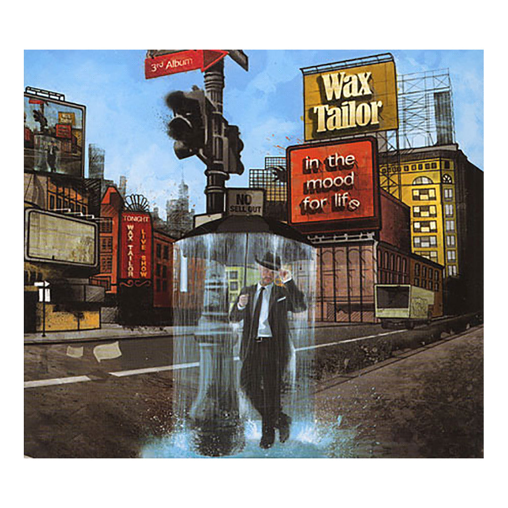 <!--120090922017950-->Wax Tailor - 'In The Mood For Life' [CD [2CD]]