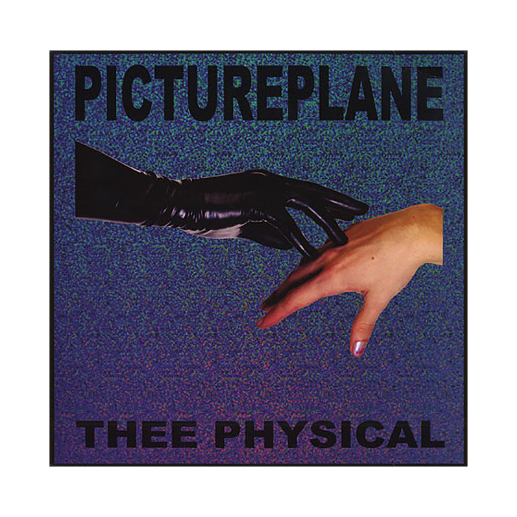 <!--120110719034477-->Pictureplane - 'Thee Physical' [(Black) Vinyl LP]