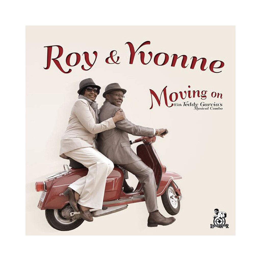Roy & Yvonne - 'Moving On' [CD]