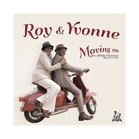 "[""Roy & Yvonne - 'Moving On' [CD]""]"