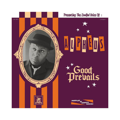 Alpheus - 'Good Prevails' [(Black) Vinyl LP]