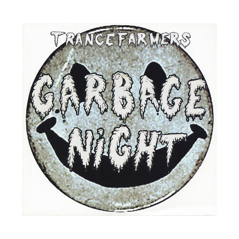 "Trance Farmers - 'Garbage Night/ Abilene/ Ghoul' [(Black) 7"""" Vinyl Single]"