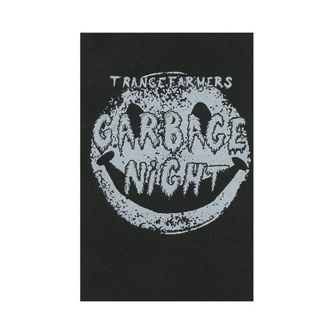 Trance Farmers - 'Garbage Night EP' [(Yellow) Cassette Tape]
