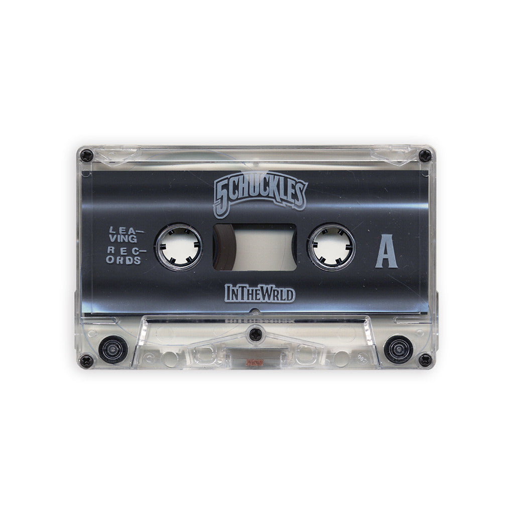 5 Chuckles - '5 Chuckles: In The Wrld' [(Clear) Cassette Tape]