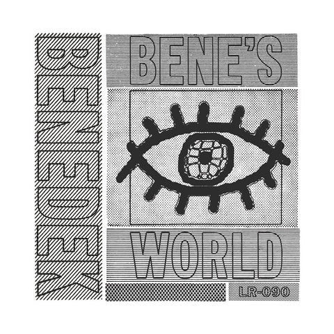 Benedek - 'Bene's World' [(Black) Vinyl LP]
