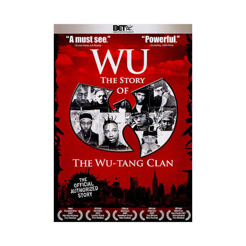 Wu-Tang Clan - 'Wu: The Story Of The Wu-Tang Clan' [DVD]