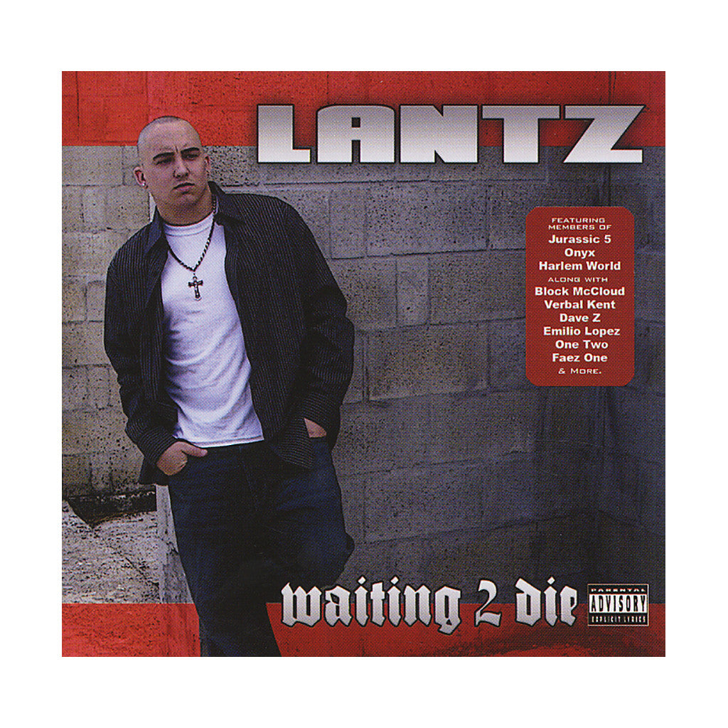 <!--2012071703-->Lantz - 'Waiting 2 Die' [CD]