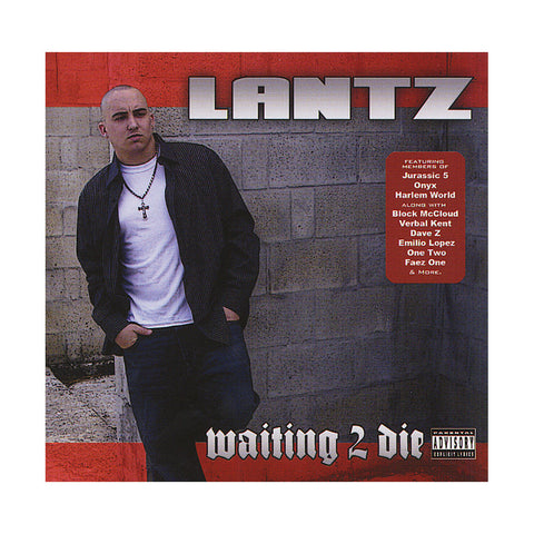 Lantz - 'Waiting 2 Die' [CD]