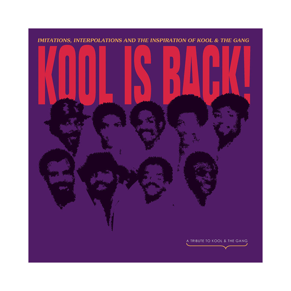 Various Artists (Kool & The Gang) - 'Kool Is Back! Imitations, Interpolations And The Inspiration of Kool & The Gang' [(Black) Vinyl [2LP]]
