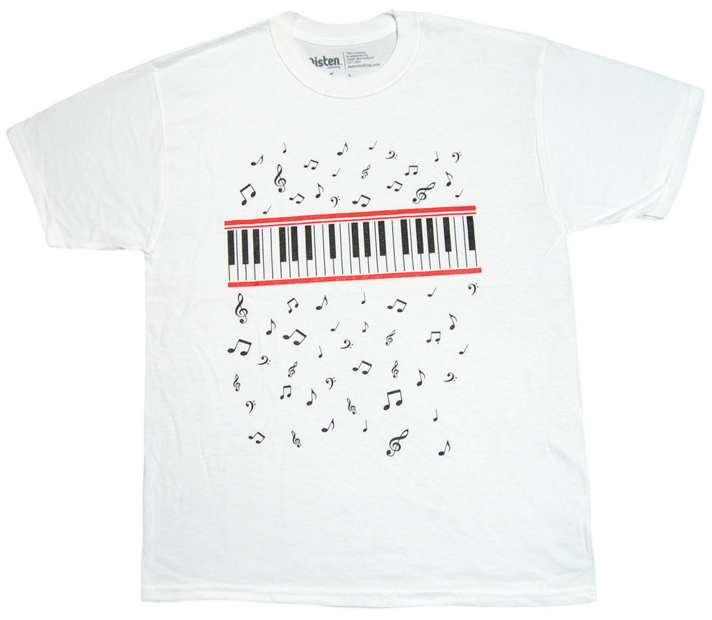 <!--2012091835-->Listen Clothing - 'Beat It' [(White) T-Shirt]