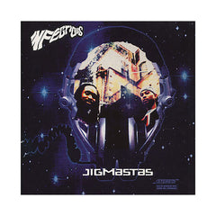 <!--020010522012073-->Jigmastas - 'Infectious' [CD]