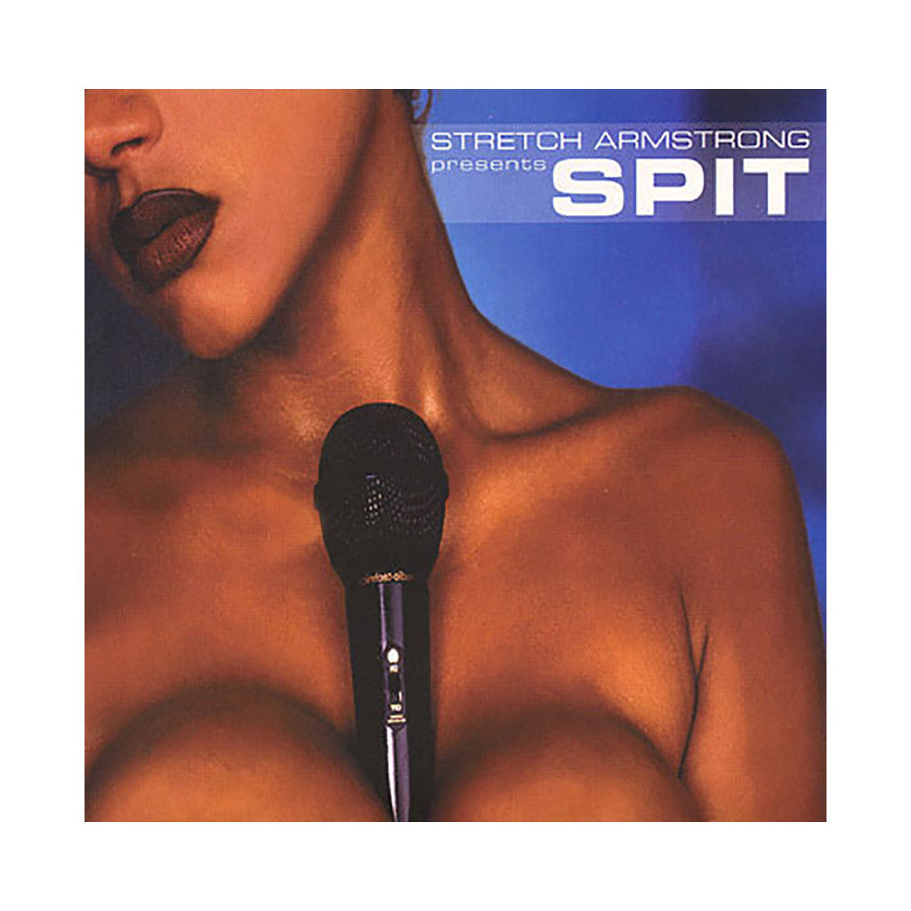 Stretch Armstrong Presents - 'Spit' [CD]