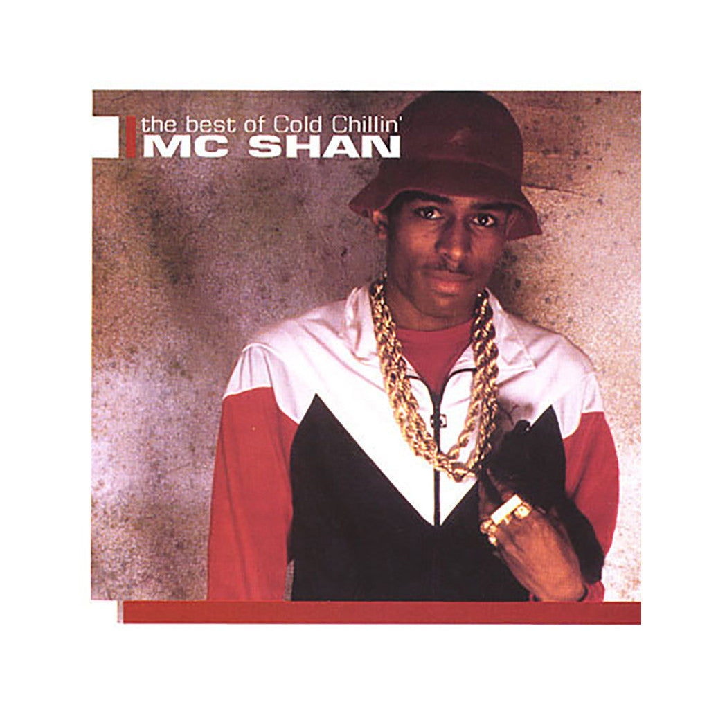 <!--020010522016708-->MC Shan - 'The Best Of Cold Chillin': MC Shan' [CD]