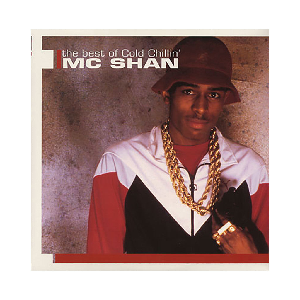 MC Shan - 'The Best Of Cold Chillin': MC Shan' [(Black) Vinyl [3LP]]