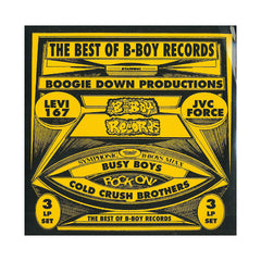 <!--020021119000232-->Various Artists - 'The Best Of B-Boy Records' [(Black) Vinyl [3LP]]