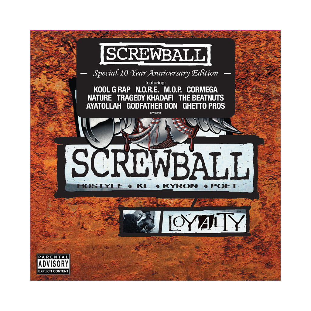 <!--2001060150-->Screwball - 'Torture' [Streaming Audio]