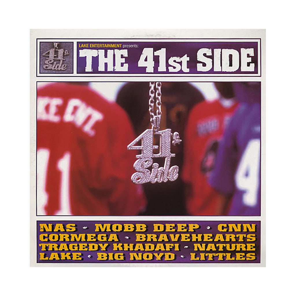<!--020010918011418-->Various Artists - 'The 41st Side' [(Black) Vinyl [2LP]]