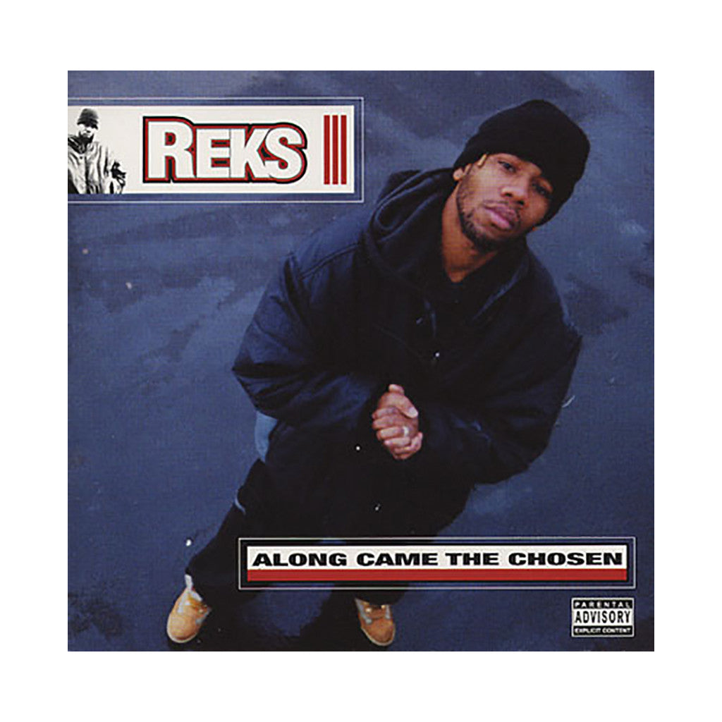 <!--020011023011661-->Reks - 'Along Came The Chosen' [CD]
