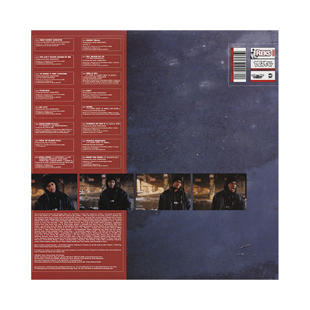 <!--020011106011660-->Reks - 'Along Came The Chosen' [(Black) Vinyl [2LP]]