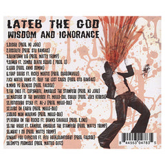 <!--020110405031619-->Lateb The God - 'Wisdom And Ignorance' [CD]