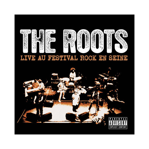"[""The Roots - 'Live Au Festival Rock En Seine' [(Black) Vinyl [2LP]]""]"