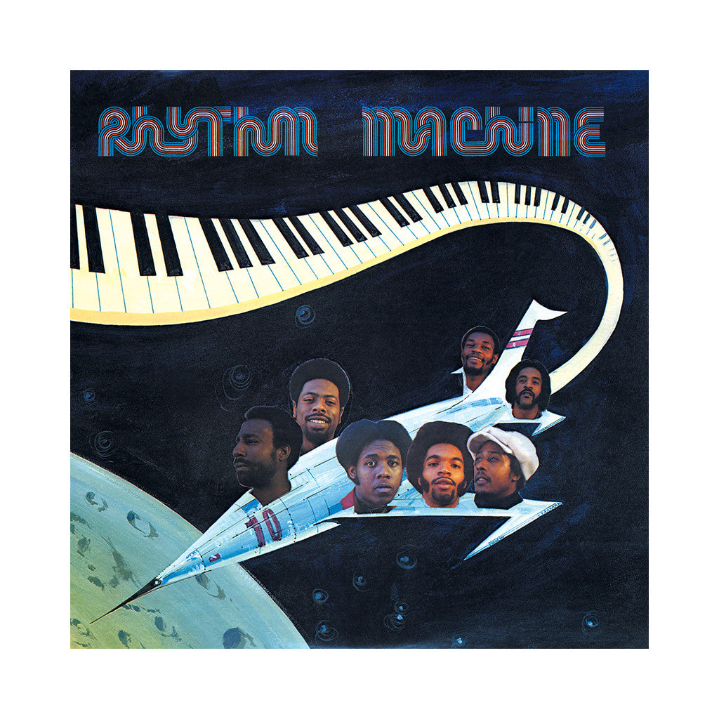 Rhythm Machine - 'Rhythm Machine' [(Black) Vinyl LP]
