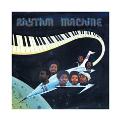 <!--020060926008125-->Rhythm Machine - 'Rhythm Machine' [(Black) Vinyl LP]