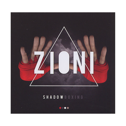"[""Zion I - 'Shadowboxing' [CD]""]"
