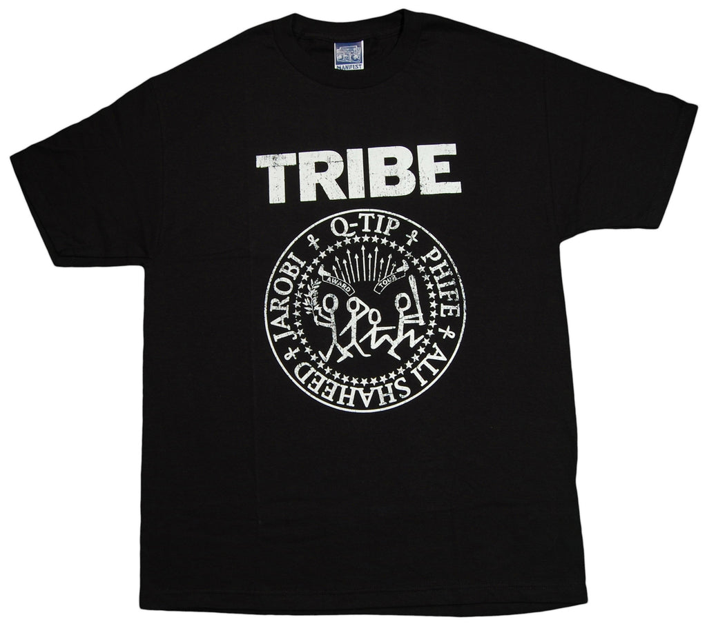 <!--2010121426-->Manifest - 'Tribe' [(Black) T-Shirt]