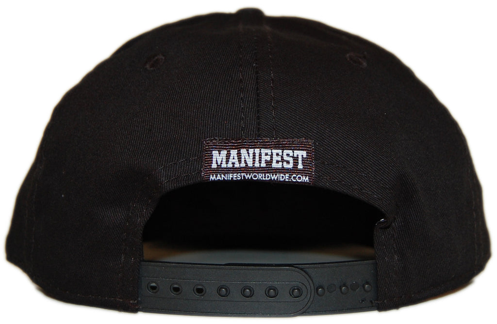<!--020120605041105-->Manifest - 'Low End' [(Black) Snap Back Hat]