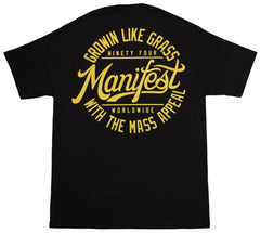 <!--2012122512-->Manifest - 'Mass Appeal' [(Black) T-Shirt]