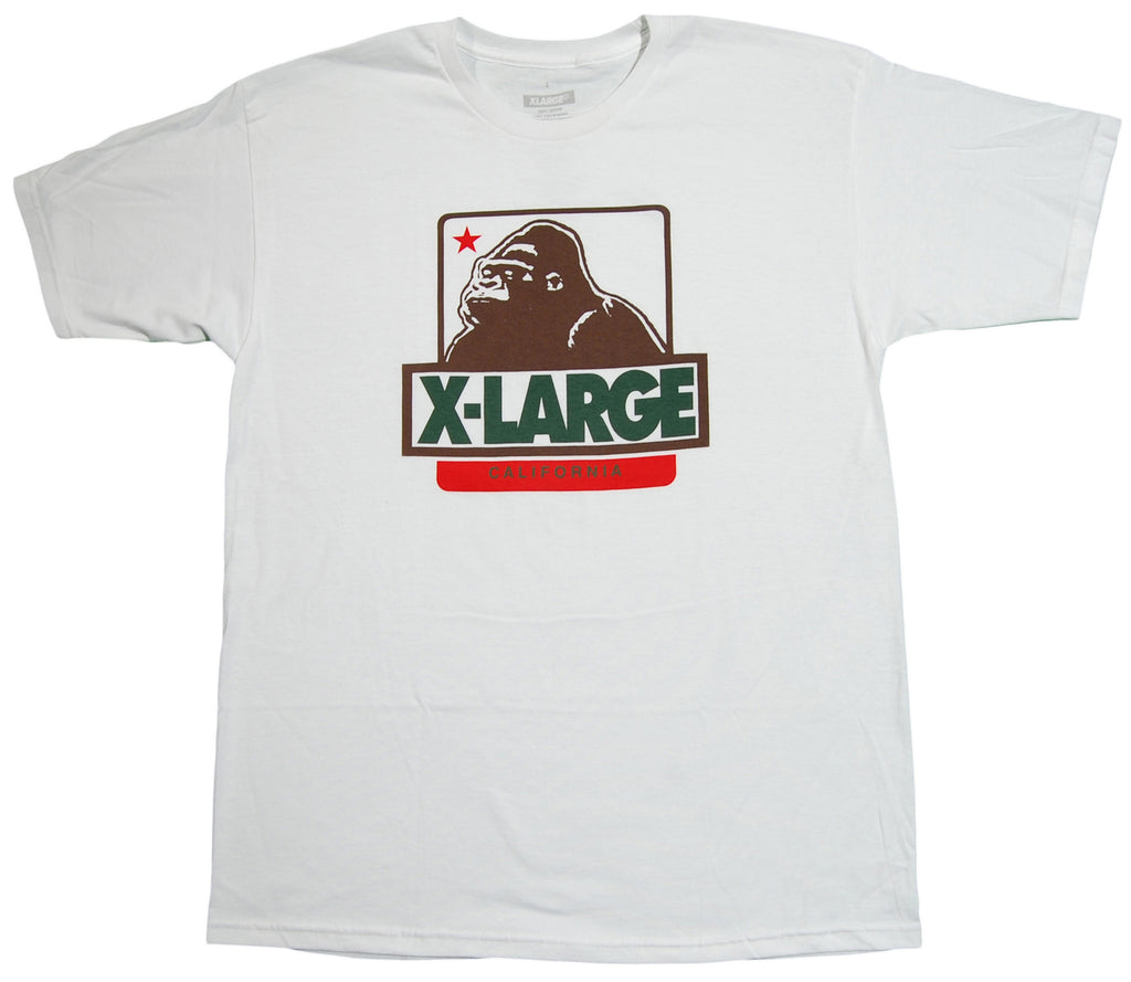 X-LARGE - 'CA OG' [(White) T-Shirt]