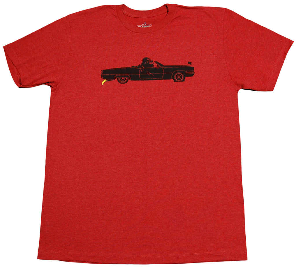 <!--2013071631-->X-LARGE - 'Steady Mobbin' [(Red) T-Shirt]