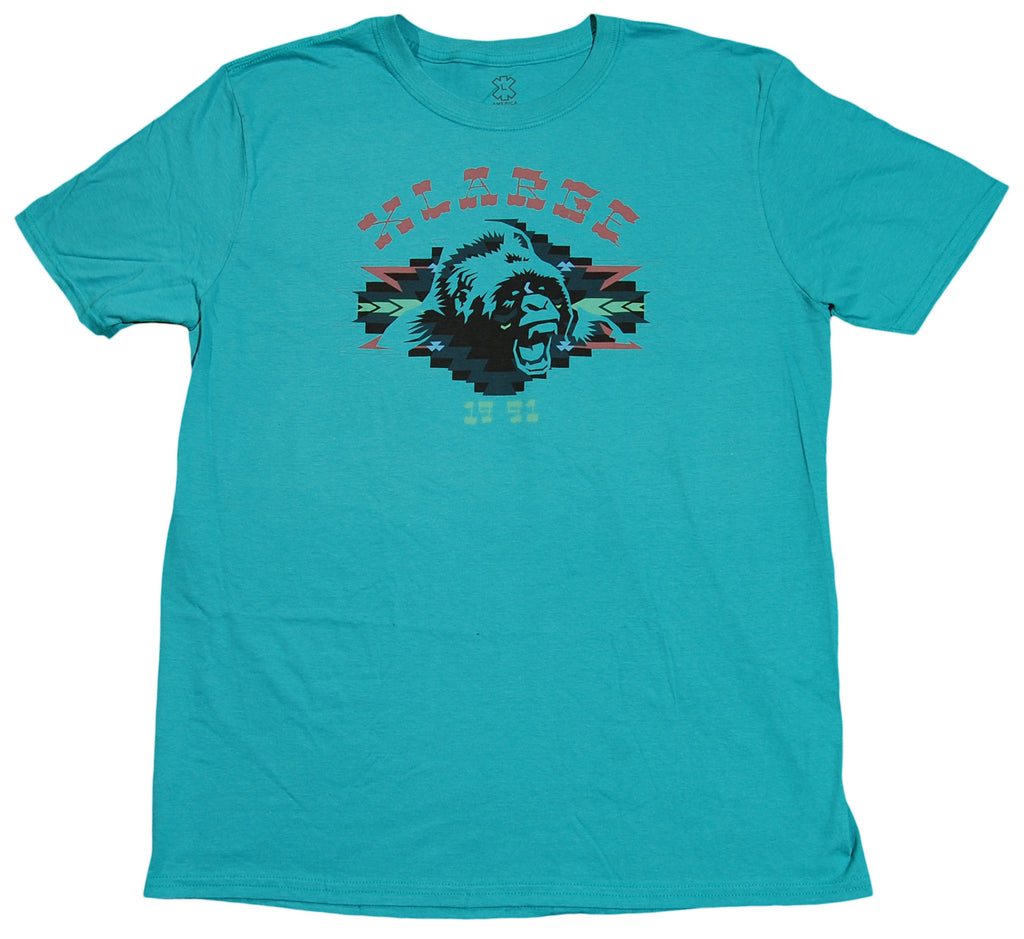 <!--2012092513-->X-LARGE - 'Original Peoples' [(Light Green) T-Shirt]