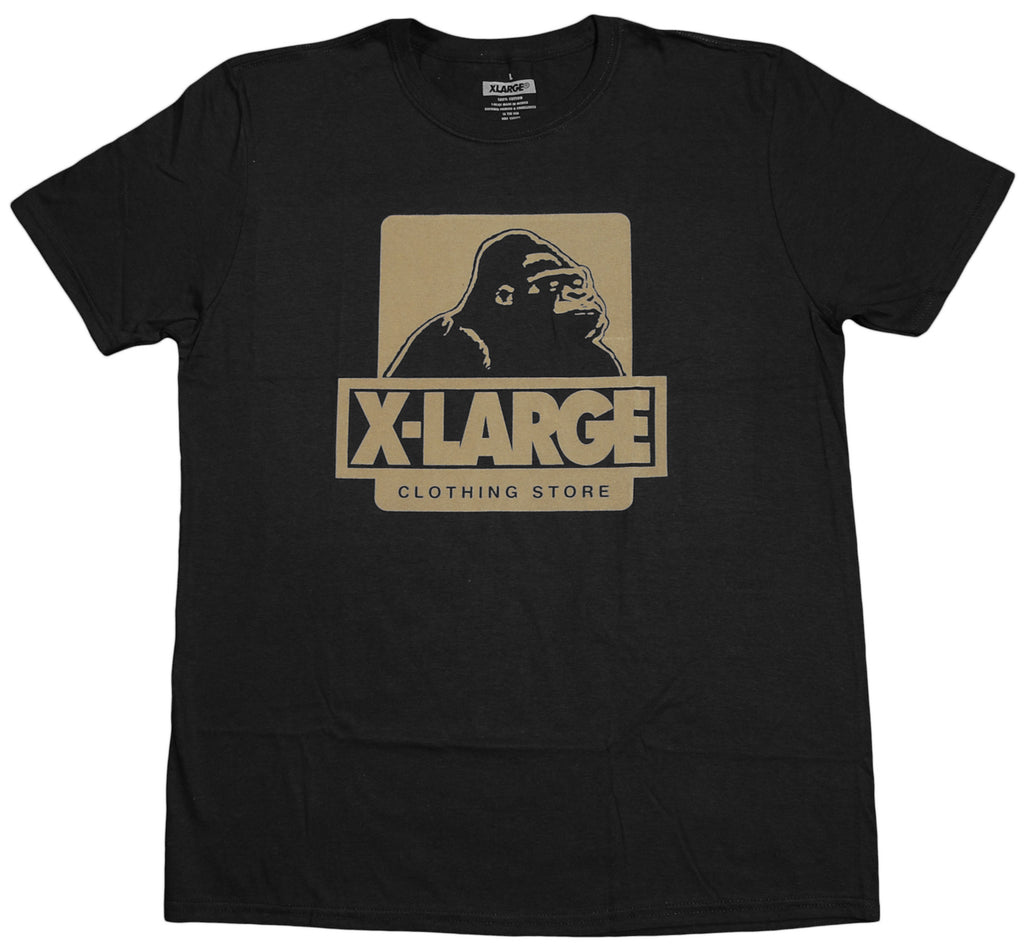 <!--2012092549-->X-LARGE - 'Flocking OG' [(Black) T-Shirt]