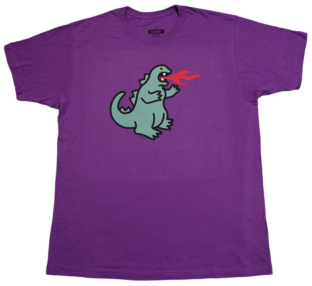 <!--2012121803-->X-LARGE - 'Rey' [(Purple) T-Shirt]