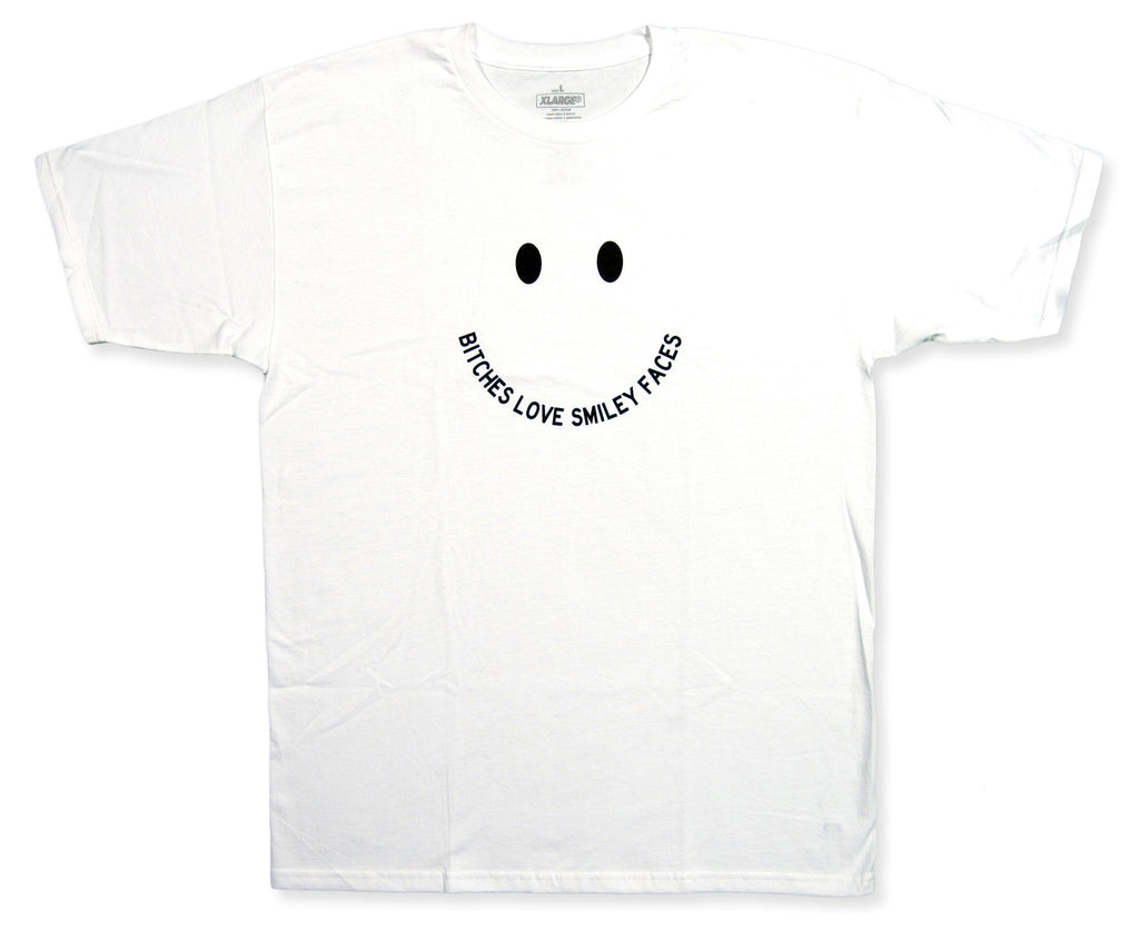 <!--2013112557-->X-LARGE - 'Rule No. 4' [(White) T-Shirt]
